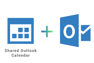 Add shared calendar in Outlook