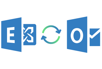 Sync Exchange with Outlook