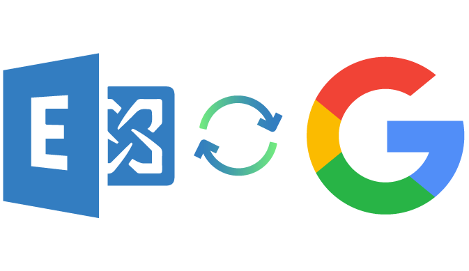 Sync Exchange with Google