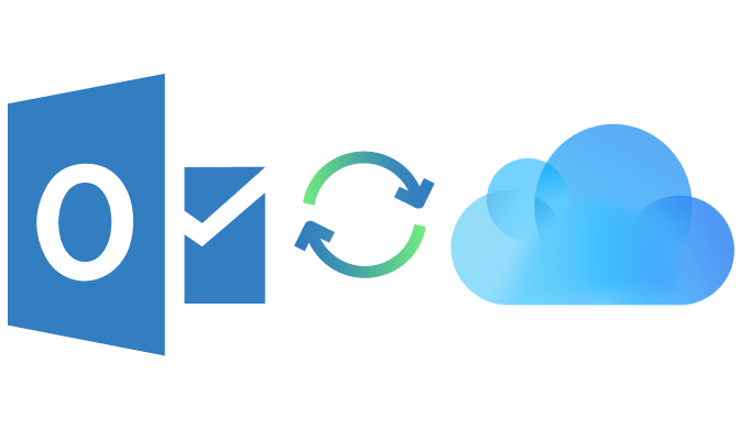 Sync Outlook with iCloud using free Sync2Cloud software