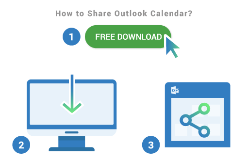 How to Share Calendar in Outlook